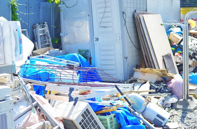 産業廃棄物収集運搬 ※マニフェスト対応可能